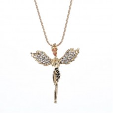 Guardian Angel Made with Crystals from Swarovski®