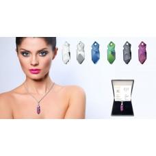 Swarovski® by Jean Paul Gaultier Crystal Pendant