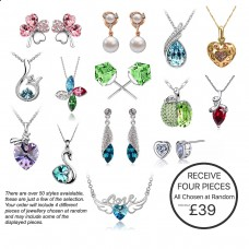 Crystal Jewellery Lucky Dip