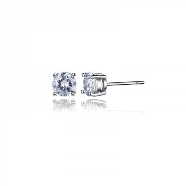 Crystal Stud Earrings Made with Crystals from Swarovski®