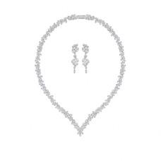 Diapason Set Made with Crystals from Swarovski®