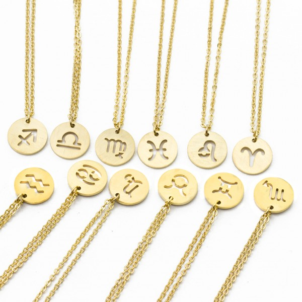 Horoscope Pendant
